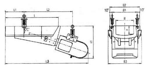 GZ振动给料机原理图-鹤壁通用   行业领军